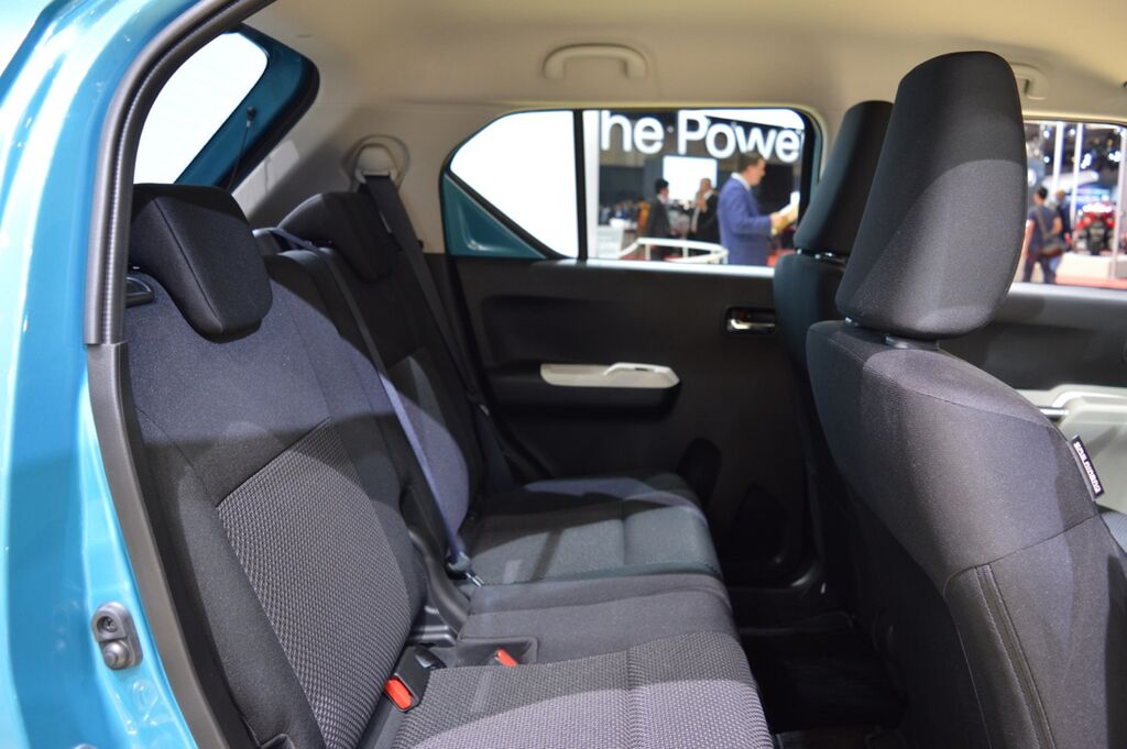 Suzuki Ignis A Small Crossover Perfect For Countries Like