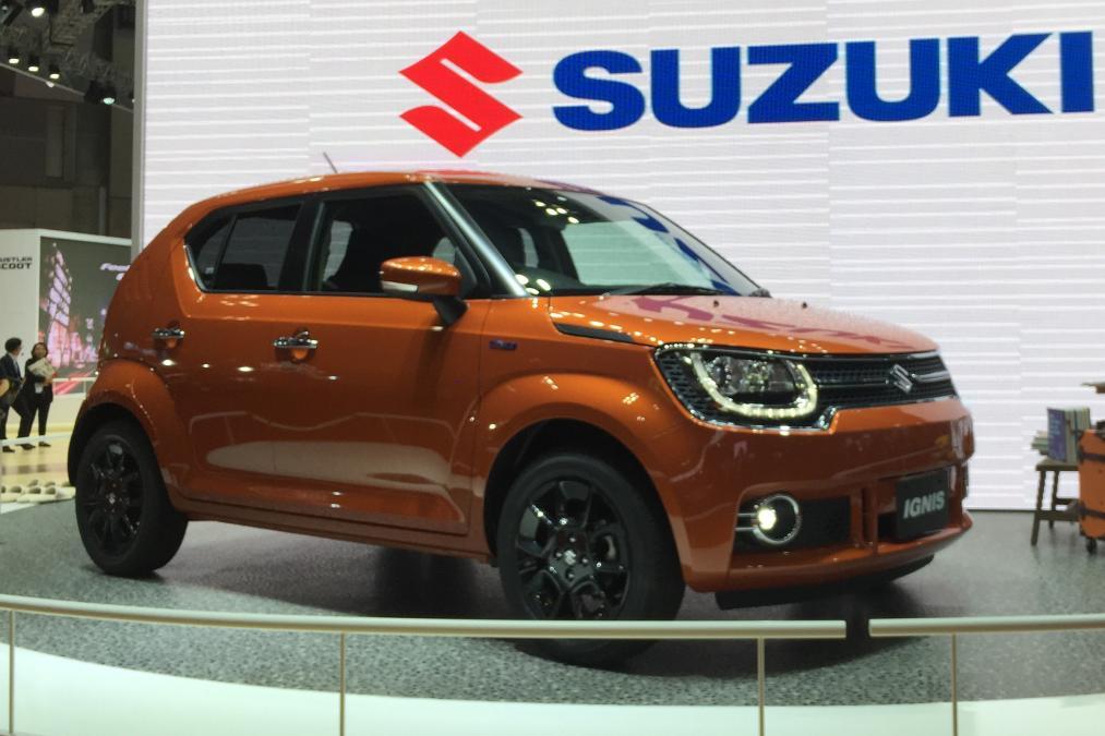 Suzuki Ignis Orange (1)