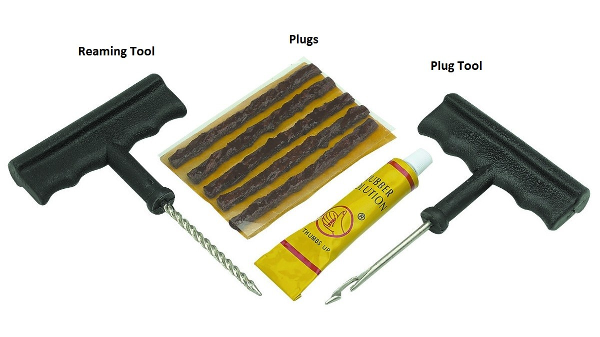 Tire Repair Kit 1