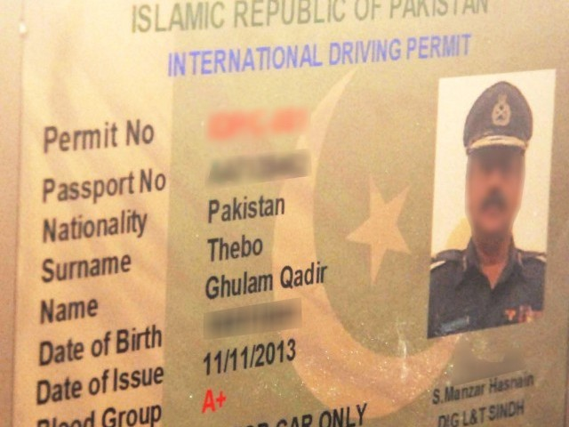 Here's How You Can Get A Driving License In Karachi ...