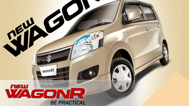 Pak Suzuki halts Wagon R bookings - News/Articles/Motorists ...