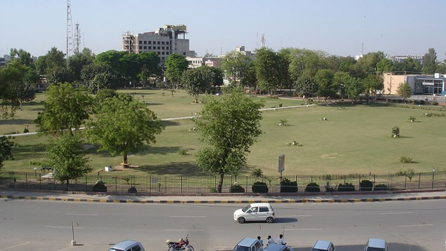 Faisalabad D-Ground