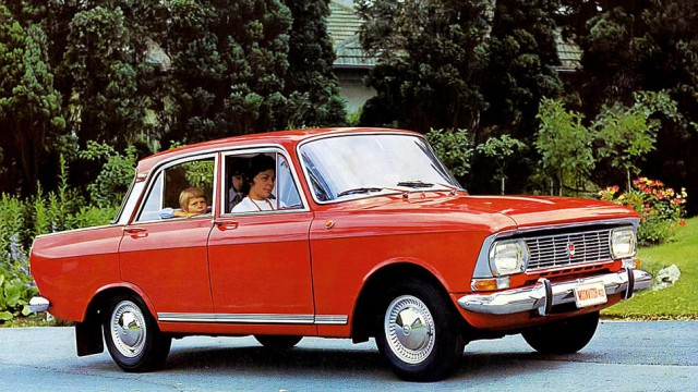 1967-1976 Moskvich 400