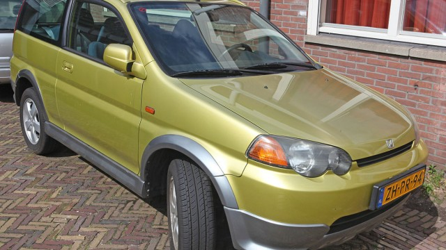 1999 Honda HR-V