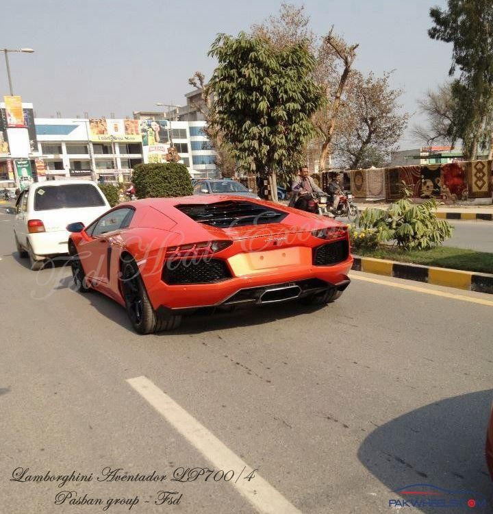 Exotic Sports Cars Of Faisalabad At The Upcoming PakWheels