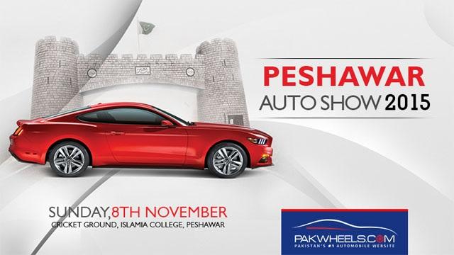 PakWheels Peshawar Auto Show 2015 Teaser Video