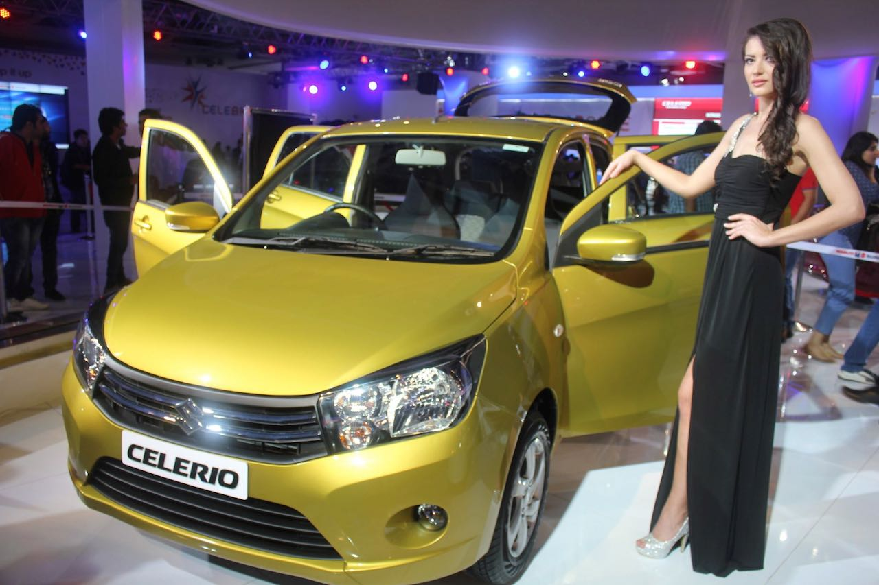Suzuki Celerio Launch (1)