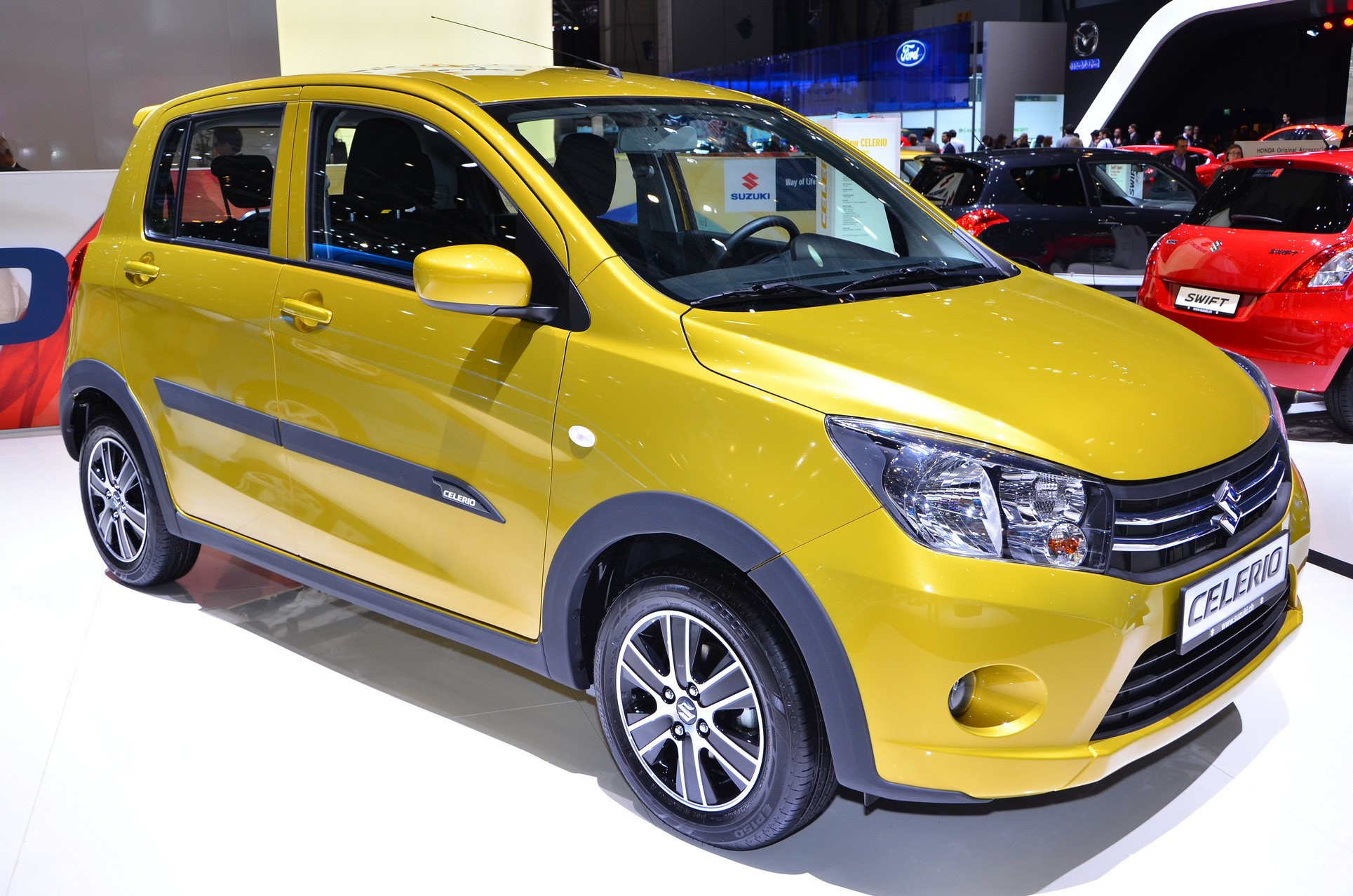 Suzuki Celerio Price In Pakistan