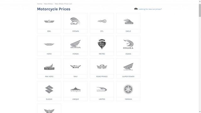 new bike prices 1
