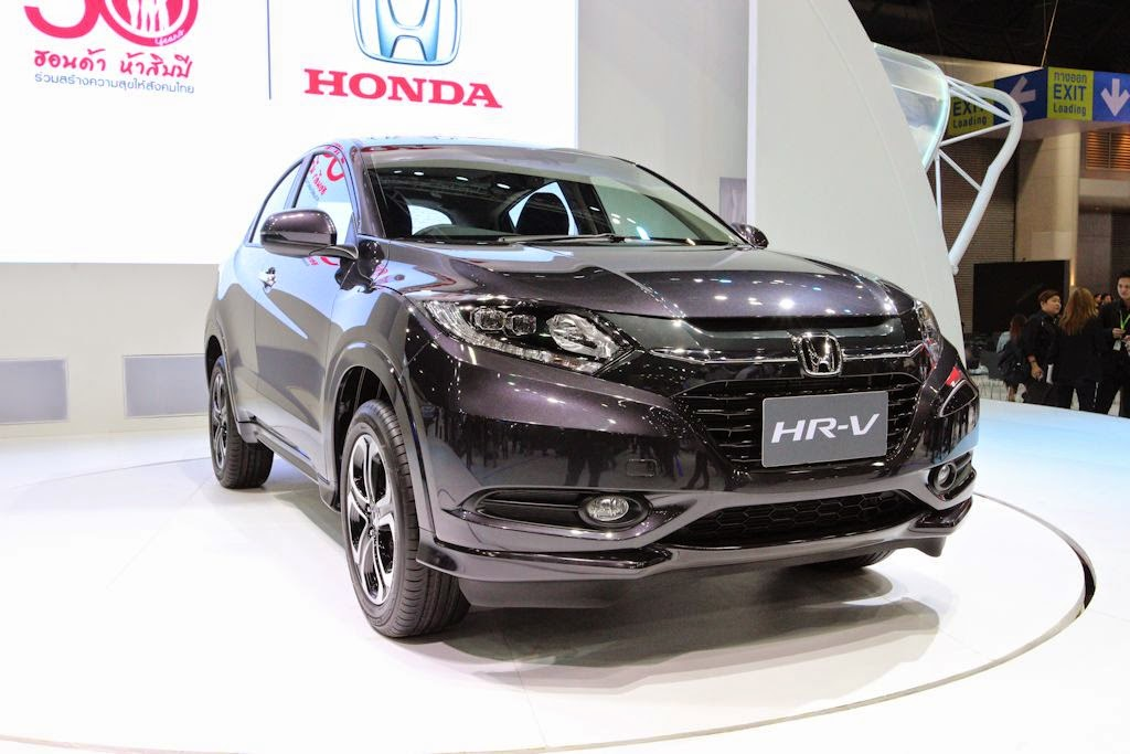 honda atlas is gearing up to sell honda hr v at the start of 2016 in pakistan pakwheels blog. Black Bedroom Furniture Sets. Home Design Ideas