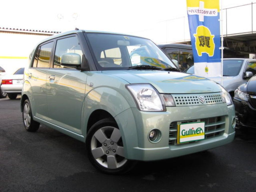 2004 Suzuki ALTO
