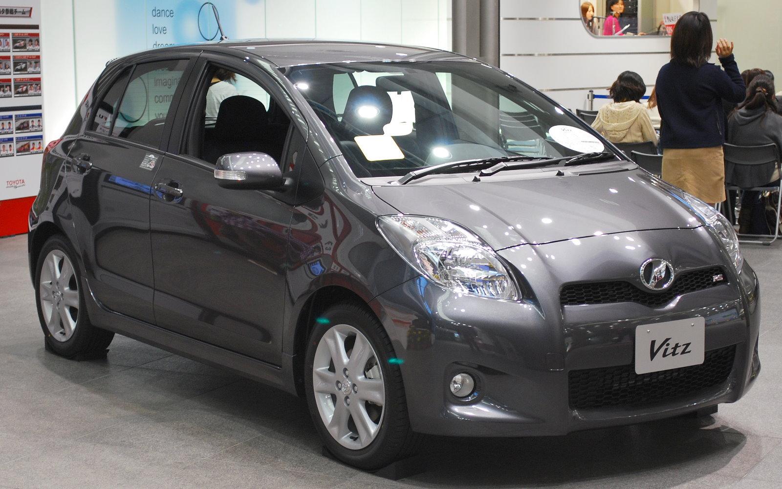 2008_Toyota_Vitz