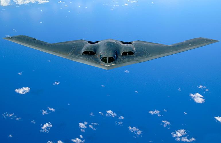 B-2-Spirit-bomber