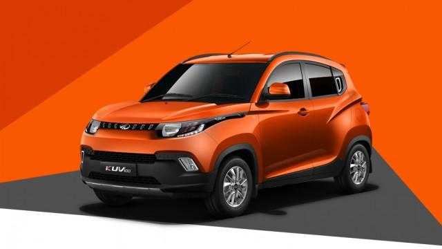 Mahindra KUV100 (4)