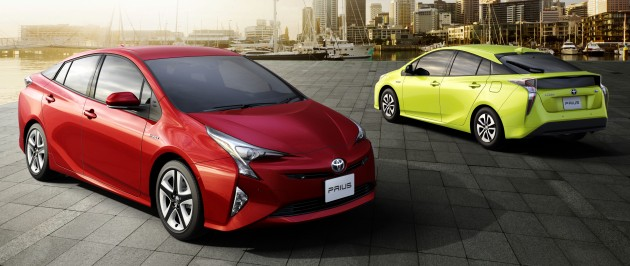 With The All New 4th Generation 2016 Toyota Prius Introduced Internationally A While Back And Vehicles Already Hitting Up Anese Auction Houses You