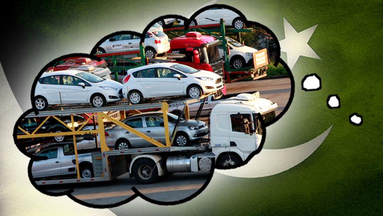Car import