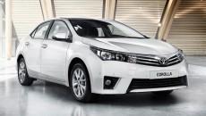 11th gen Toyota Corolla