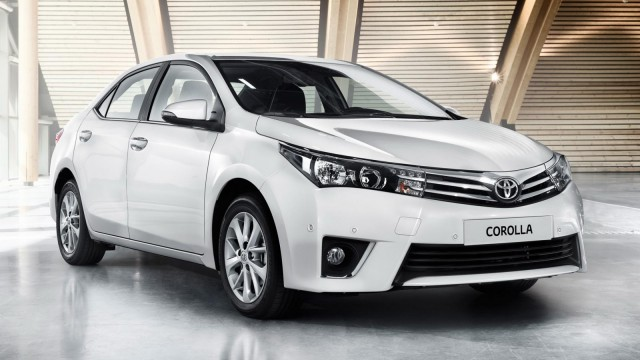 11th gen Toyota Corolla