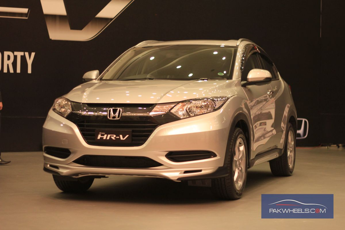 2016 Honda HR-V Pakistan
