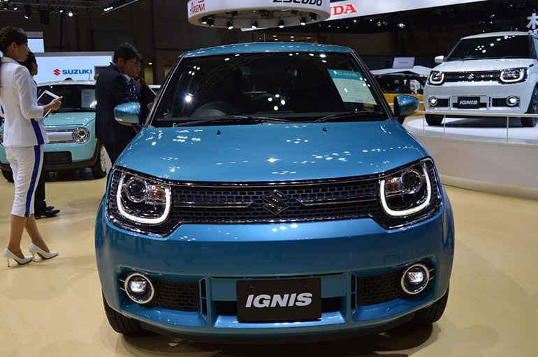 Suzuki Ignis Launched In Japan Available From 12 To 15 Lacs Pkr