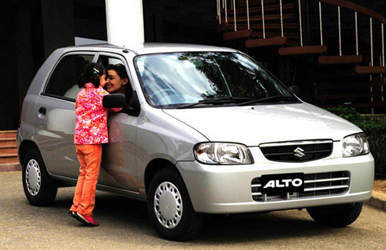 7 Suzuki-Alto