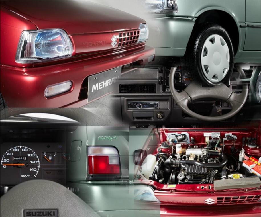 Suzuki Mehran Features
