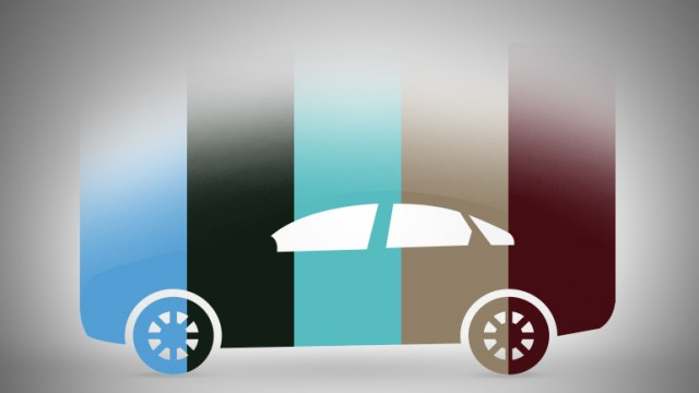 pupular-color-cars