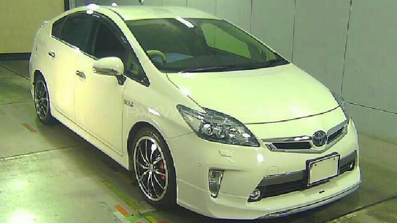 Toyota Prius G Touring