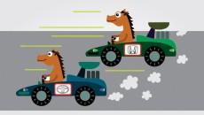 tworacehorse