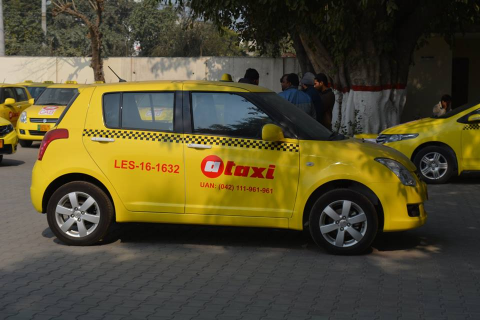 Suzuki Swift Albayrak Taxi