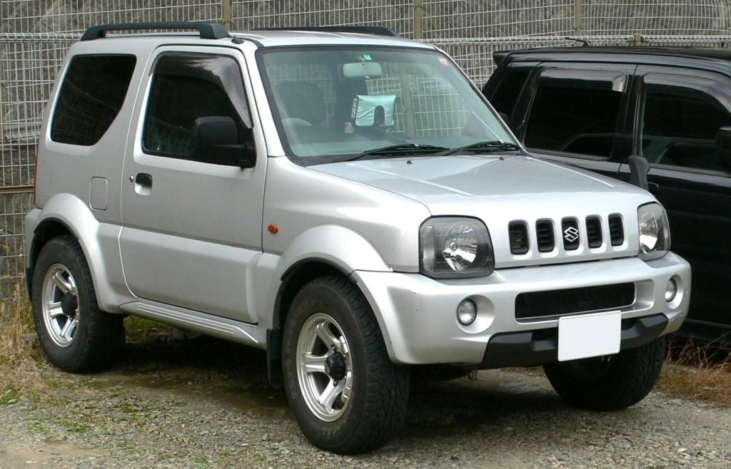 1998_Suzuki_Jimny