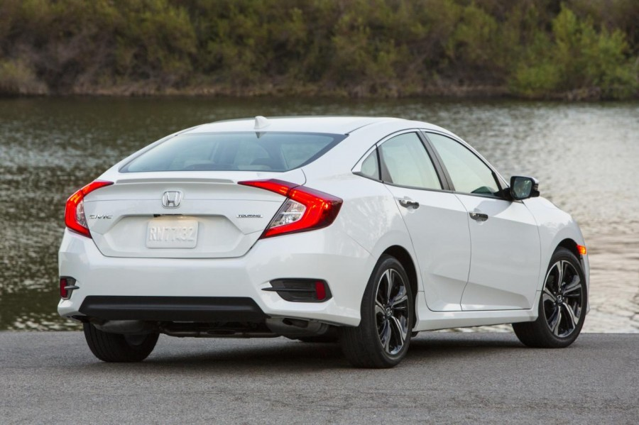 Honda Civic 2016 Comes To Asia – Booking Starts In Philippines ...