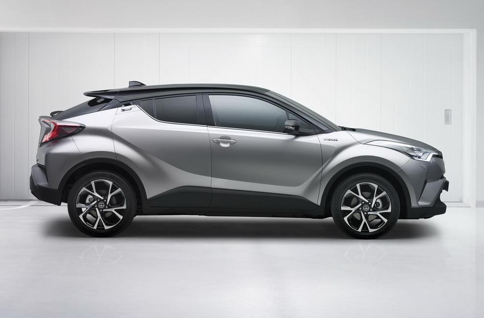 ... New Toyota C-HR Can Be A Potential Honda Vezel Killer - PakWheels Blog