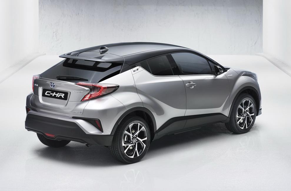 The New Toyota C-HR Can Be A Potential Honda Vezel Killer - PakWheels ...
