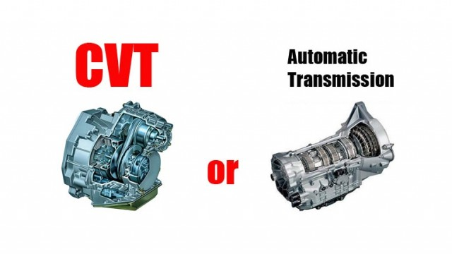 Getting Right Fluid For Your CVT Or Auto Transmission Is Important