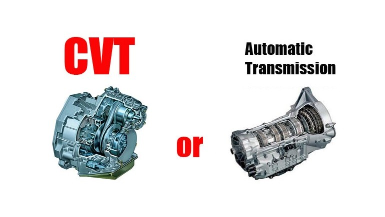 CVT-v-automatic-transmission