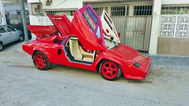 Custom Lamborghini Karachi (11)