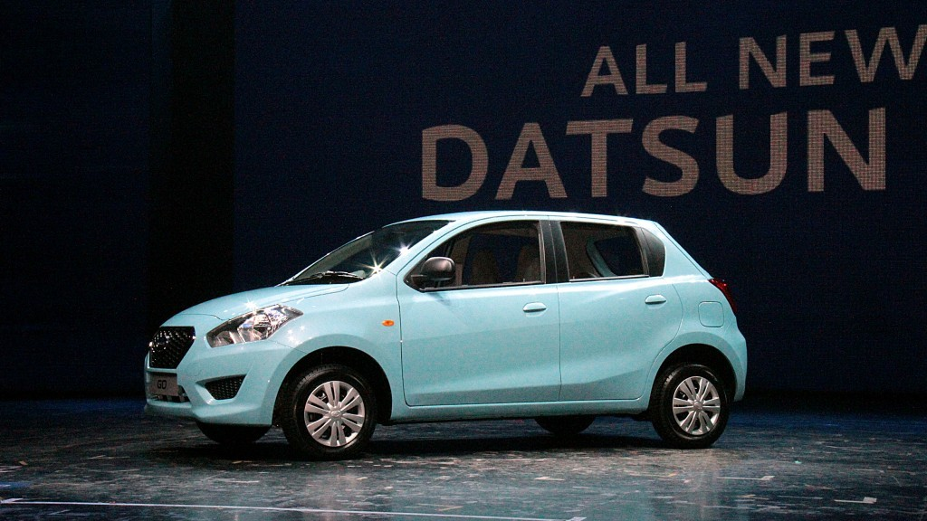 Nissan May Launch Datsun Go And Go In Pakistan