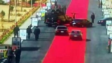 Egypt Red Carpet