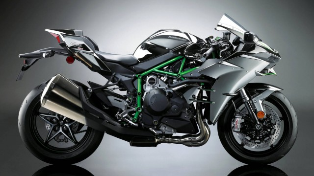 Watch Kawasaki Ninja H2
