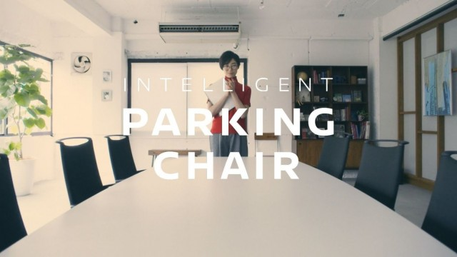 Nissan Self-Parking Chairs