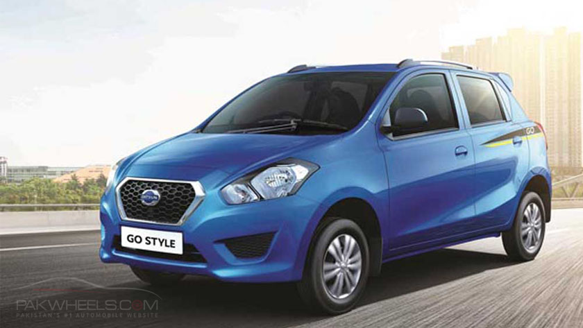 Nissan may launch Datsun GO And GO+ in Pakistan ...
