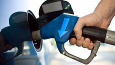 fuel price down