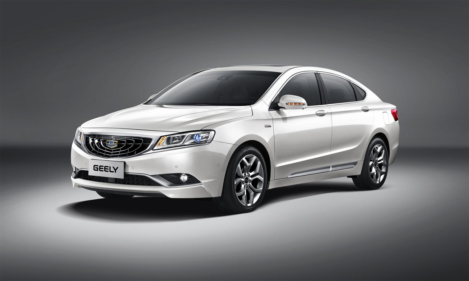 Geely GC9 Named Car Of The Year 2016 In China - PakWheels Blog