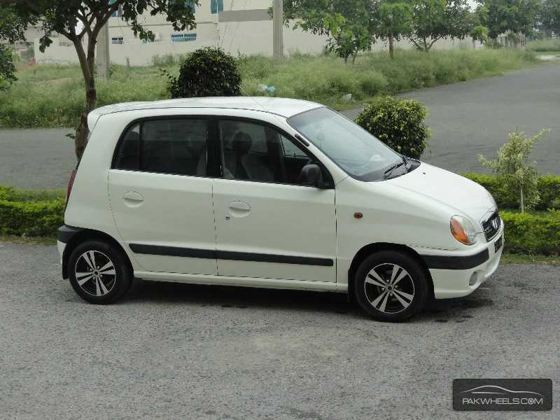 2004 Hyundai Santro on Sale in Pakistan