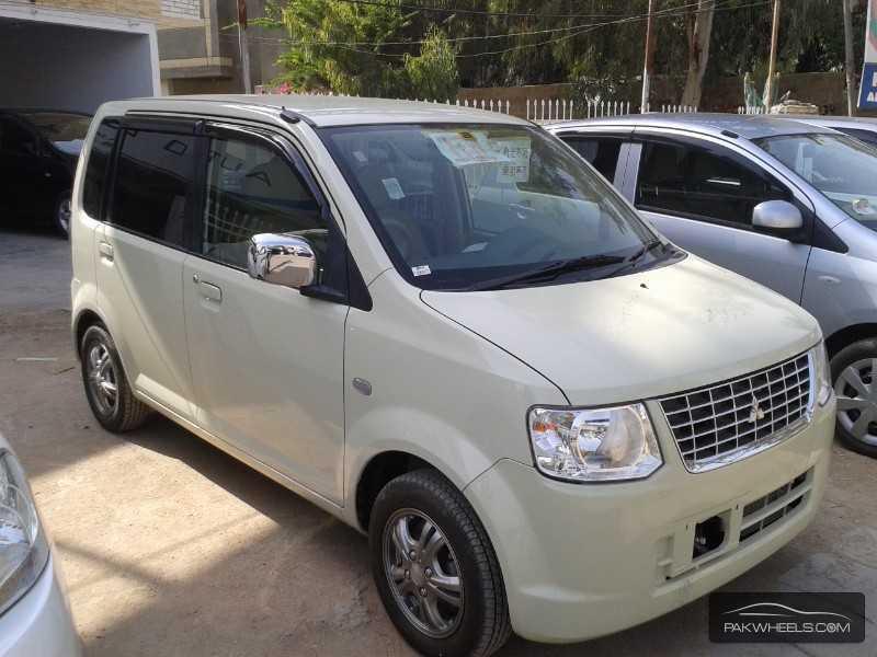 2010 Mitsubishi eK Wagon