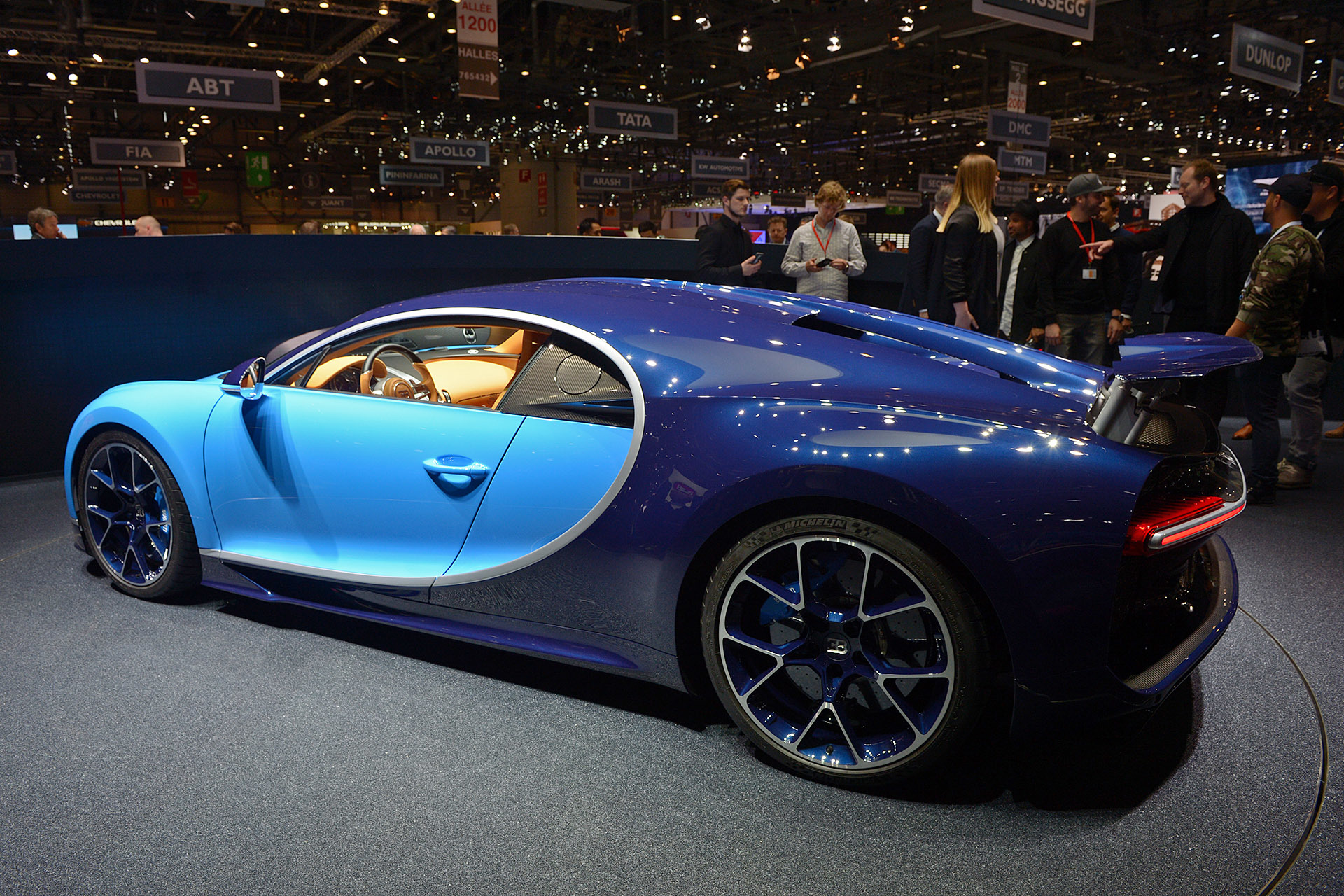 Volkswagen Won't Be Losing Money On Bugatti Chiron Like They Did On Veyron - PakWheels Blog