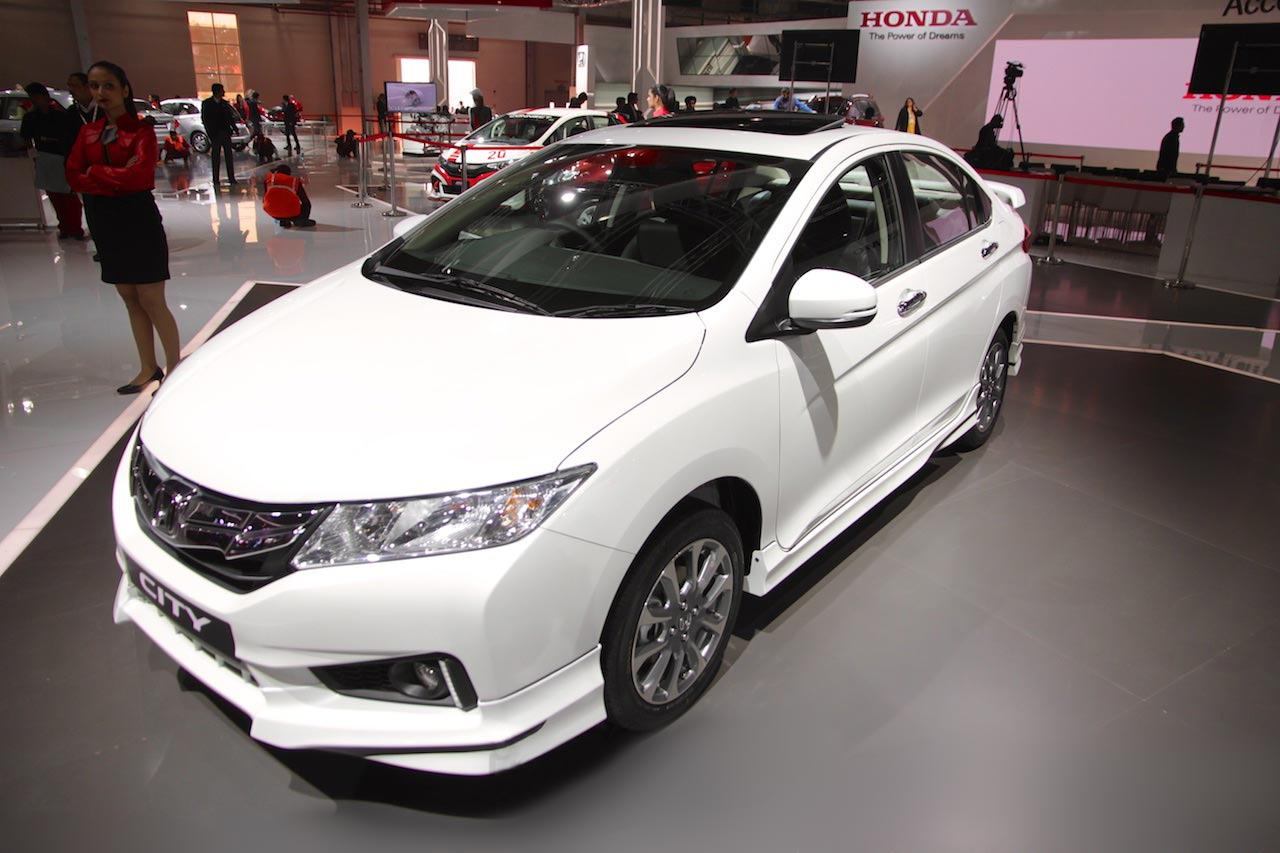 Honda City To Get Facelift In India In October - PakWheels Blog