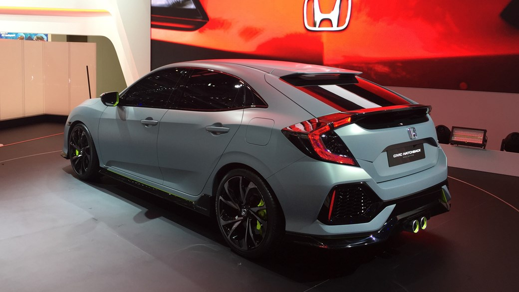 2017 honda civic hatchback patent images leaked. Black Bedroom Furniture Sets. Home Design Ideas