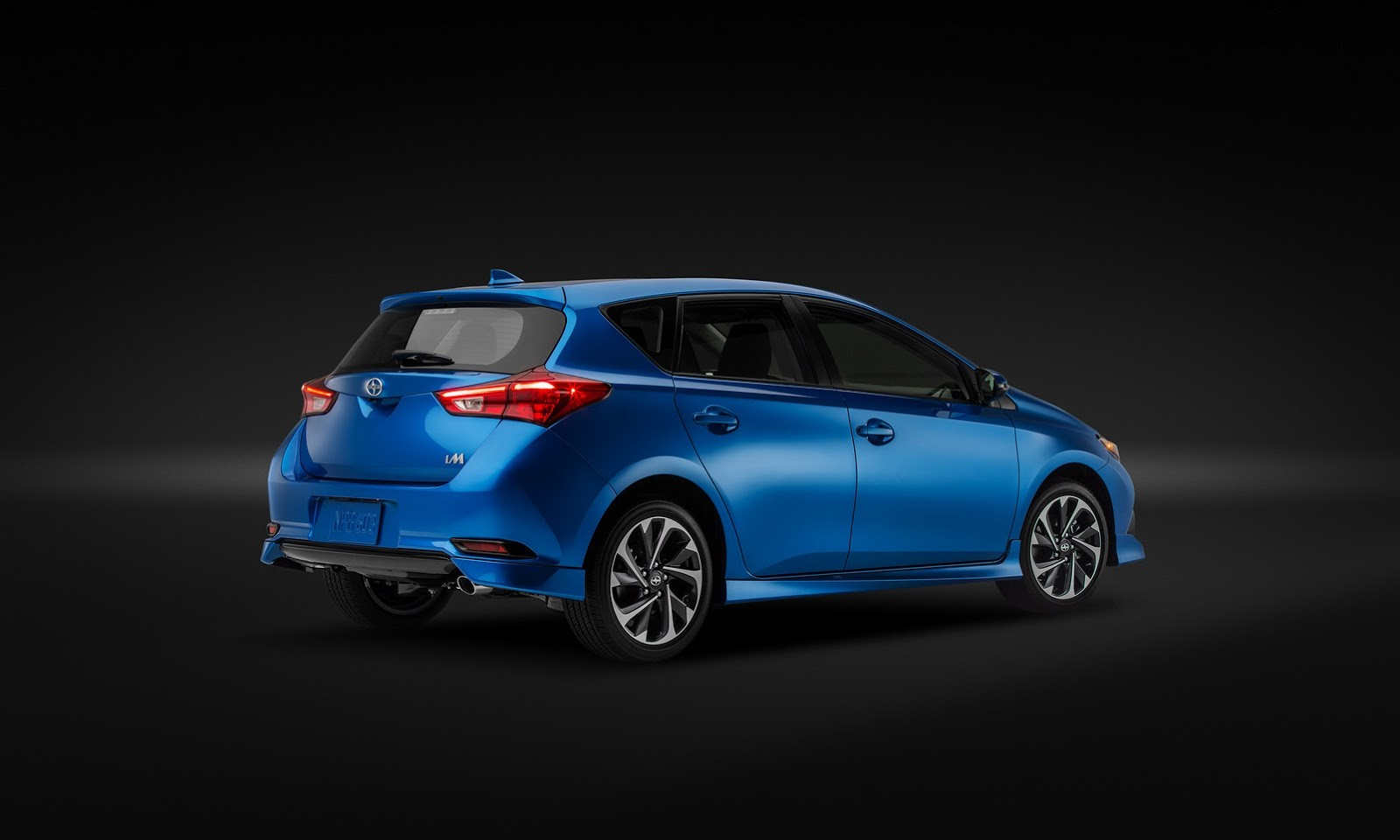 Toyota Corolla 2017 hatchback rear